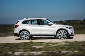 bmw showroom exterior 2016 bmw x1 review