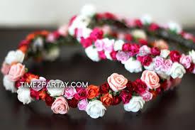 handmade headbands floral handmade headbands time2partay