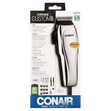conair chrome custom cut home haircutting kit walmart com