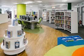 children u0027s library at denny community library falkirk scotland