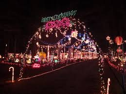 drive by christmas lights christmas lights display at croaker home supports food pantries w