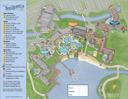 Disney World Epcot Map Disney Vacation Club Resort Reviews