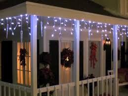 led shooting star lights lightshow 87 count led shooting star icicle christmas lights