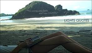 quotes lights all things lights poxleitner bokan