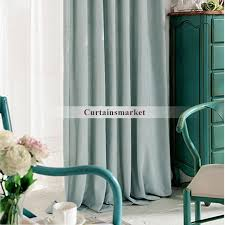 Green Grommet Curtains Sale Cotton And Polyester Light Green Drapes And Curtains