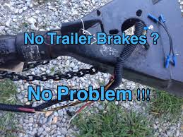 trailer brakes 101 and how to diagnose wiring problems yourself