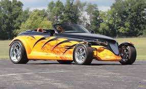 2000 plymouth prowler virtual car show pinterest plymouth