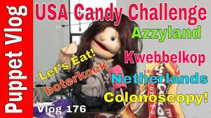 Challenge Kwebbelkop Puppet Colonoscopy Azzyland Jordi Aka Kwebbelkop Usa