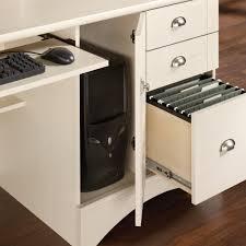 sauder shoal creek desk and hutch best home furniture decoration