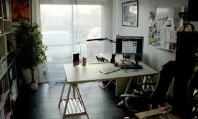 am駭ager bureau de travail travail à domicile aménager bureau ou retourner à l usine