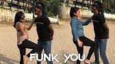 giving a hug prank by funk you youtube