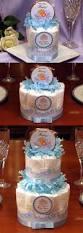 lmk gifts baby shower noah u0027s ark diaper cake centerpiece