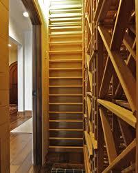 interior under stair wine storage under stairs wine closet