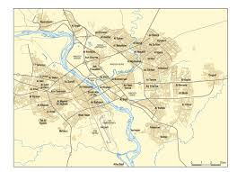 Map Iraq Map Of Mosul Institute For The Study Of War
