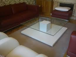 sofa center table glass top coffee table fabulous coffee table with storage end tables white