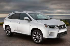 lexus rx vs audi q5 lexus jazzes up its rx lineup san antonio express news