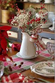 how to make a christmas floral table centerpiece christmas table decorations 2018 christmas celebration all about