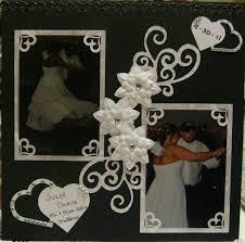 wedding scrapbook ideas 48 best wedding scrapbook layouts images on wedding
