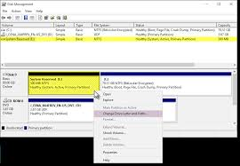 the system reserved partition in windows 10 u2013 4sysops