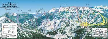 Granby Colorado Map by Wolf Creek Ski Area Colorado Ski Areas