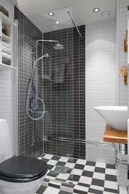 captivating wet rooms designs with black and white concept also