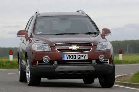 new range topping chevrolet captiva ltz for uk market