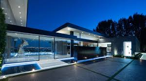 contemporary stunning contemporary luxury residence in bel air ca usa by