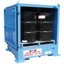 Outdoor Chemical Storage Cabinets Outdoor Drum Stores Archives Spill Ready
