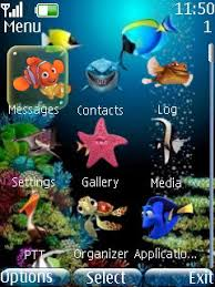 themes of java download nemo s40v3 themes for mobile