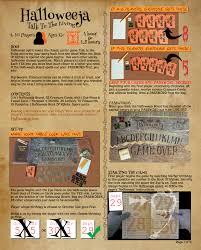 halloween card game rules halloweeja
