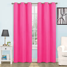 Pink Eclipse Curtains Eclipse Curtains Look 1 Blackout Curtains