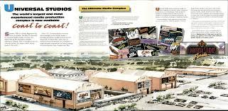orlando production universal studios orlando production facilities brochure