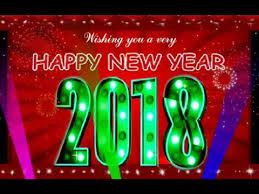 electronic new year cards new year 2018 card