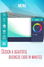 Best Program To Design Business Cards Business Card Maker U0026 Creator Android Apps On Google Play