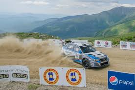 subaru rally car race news mount washington auto road gorham nh