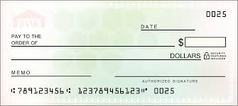blank piece of paper to write on the computer everything you wanted to know about personal checks blank check