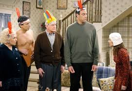 everybody raymond thanksgiving with s family