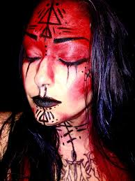 25 super cool step by step makeup tutorials for halloween diy