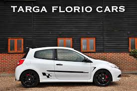renault clio 200 renaultsport cup 2 0l 6 speed manual in glacier