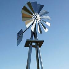backyard windmills decorative windmill the pond
