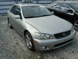 2003 lexus is300 for sale auto auction ended on vin jthbd192330079304 2003 lexus is300 in