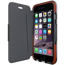 iphone 6 amazon unlocked black friday amazon com tech21 classic shell wallet for iphone 6 black cell
