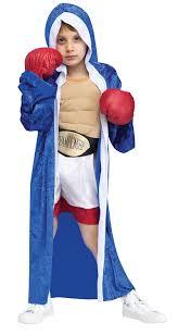 boxer costume boys boxer costume clothing