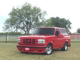 future ford bronco the ford lightning bronco of your dreams is up for sale