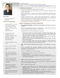 93 marvellous proper resume format examples of resumes oracle