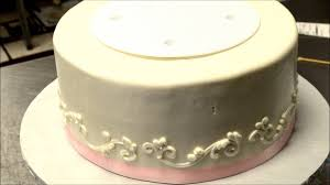 make a three tier wedding cake on your own youtube