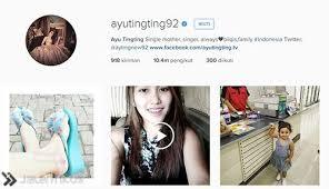 cara membuat akun instagram resmi seperti artis kumpulan lengkap akun instagram artis indonesia 2016 jalantikus com