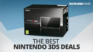 amazon black friday 3ds the best nintendo 3ds deals in october 2017 techradar