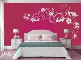 innovational ideas bedroom wall paint design 15 striped walls wall