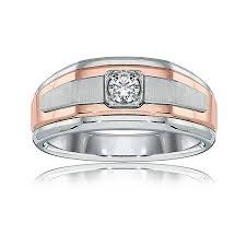 mens 14k white gold wedding bands ibgoodman men s 14k white gold diamond band your